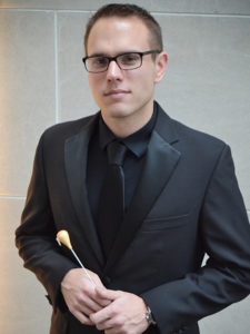 Eric Laprade, Music Director & Festival Wind Ensemble Conductor