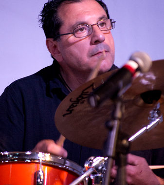 Ed Sorrentino, South Shore Conservatory (SSC) Percussion Department Chair, Jazz/Rock/Pop Department Co-Chair, and Summer Music Festival Program Director