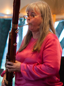 Janet Underhill, Chamber Music Coordinator, Chamber Coach, Bassoon Coach, Double Reed Coach