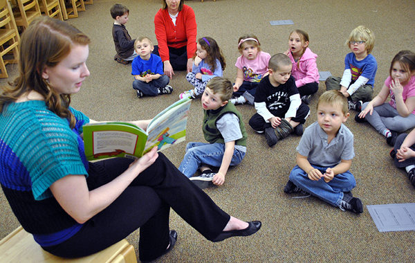 ImagineARTS Weekly Arts-Integrated Literacy Classes