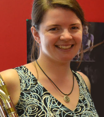 Susan Goodwin, All Star Band Conductor, Trombone