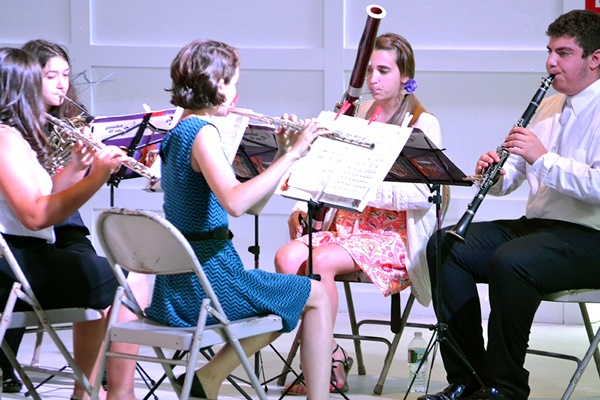 chamber music ensemble
